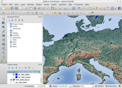 maptimeDavis – Intro to QGIS | Center for Spatial Sciences